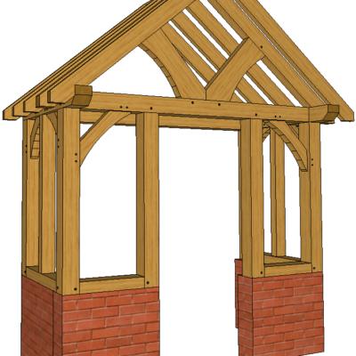 Porch – 2809